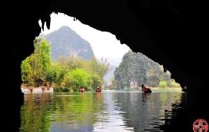 【巴马图片】水波天窗---一次神奇的水洞探险
