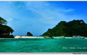 【甲米图片】清秀脱俗的度假胜地甲米--泰国之旅(2)