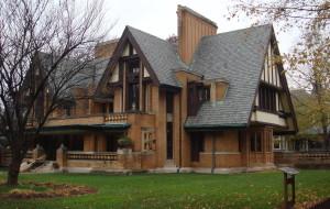 【芝加哥图片】真正令人向往的别墅——芝加哥的郊外
