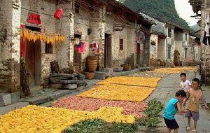 黄姚古镇图片