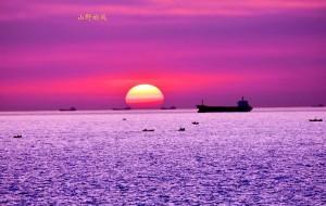 【北戴河图片】北戴河:夏日的蔚蓝封面