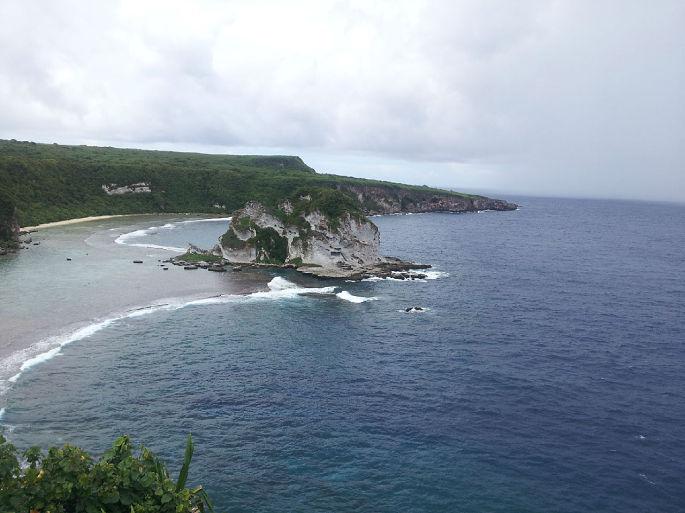 北马里亚纳群岛游记--第1页