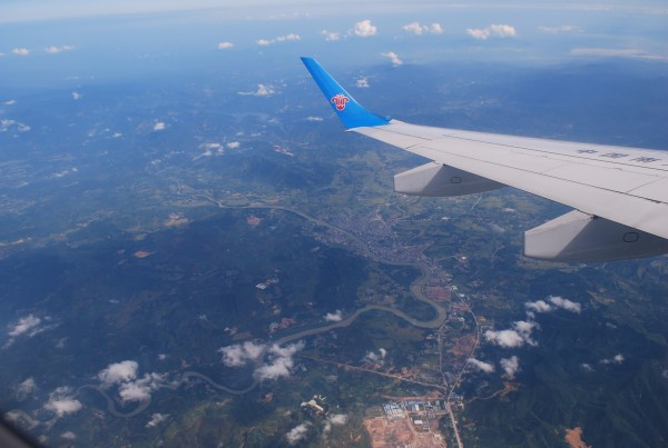 2014年7月7日,广州——安庆,南方航空,cz3835,e190,8:45-10:10.