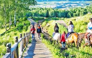 【喀纳斯图片】穷游新疆/北疆背包自由行13天