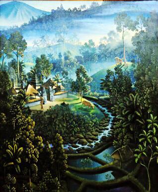 巴厘岛宿乌布,关于博物馆,美术馆的选择