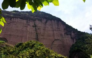 【武义图片】武义大红岩景区-看丹霞地貌甭去张掖-自驾游好去处