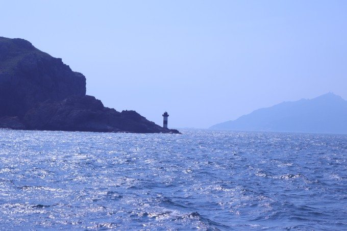我们这次去了两个岛,青滨感觉玩的人比较少一点  关于时间:之前网上