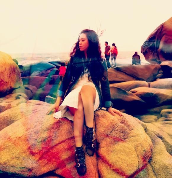 带爱旅行-青青我的宝贝(海南环岛)--海南游记--蚂蜂窝