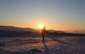 【利斯特维扬卡图片】走过难熬的四季 走过心里的冬日-贝加尔湖