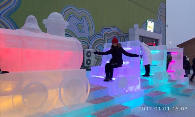 游記--哈爾濱--冰雪大世界浪漫跨年旅行