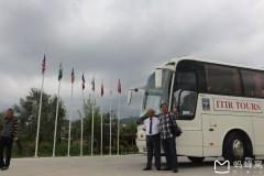 土耳其埃及十八天探险之旅...恰纳卡莱高速休息区风景随拍