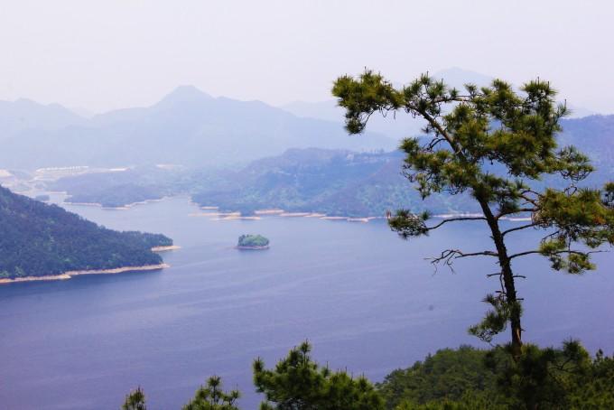 镜头里的千岛湖