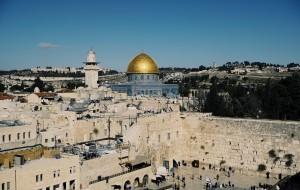 【特拉维夫图片】【以色列、约旦】六芒星与圣十字下的繁花似锦