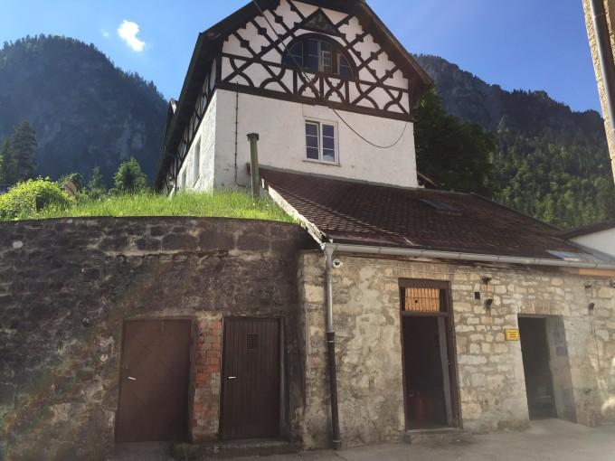 欧洲 破旧 房屋 图片