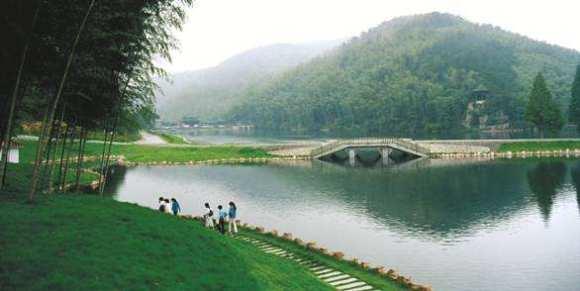 宜兴 宜兴竹海风景区门票(太湖源头之一,天然氧吧)