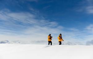 【智利图片】2017年春节 飞到南极