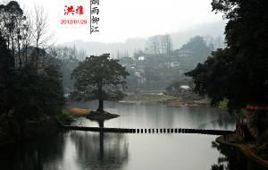 【柳江古镇图片】烟雨柳江