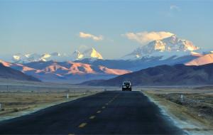 【珠穆朗玛峰图片】西藏 - 珠穆朗玛峰