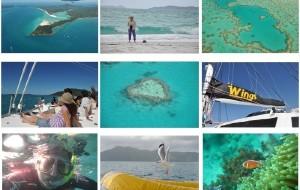 【大堡礁图片】(2011年1月8日全文完)澳洲whitsundays大堡礁二三事(完结)