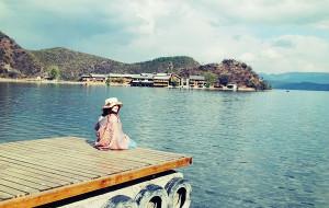 【丽江图片】四月背包自助独行丽江,泸沽湖