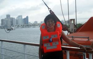 【迈阿密图片】乘坐游轮去旅行