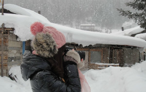 【雪乡图片】三个小美妞的雪乡梦幻之旅(全文完)
