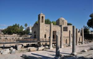 【塞浦路斯图片】我的塞浦路斯之旅~帕福斯古老的教堂遗迹