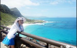 """【夏威夷图片】【精华】小Tina@--夏威夷历险""""记""""——欧胡岛&夏威夷大岛"""