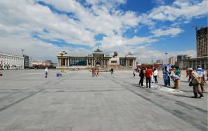【蒙古图片】2011年7月 蒙古 乌兰巴托 一个人的概览,完结