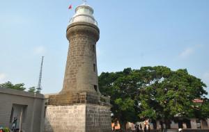 【硇洲岛图片】硇洲水晶灯塔,世界三大灯塔之一