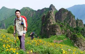 【小五台图片】生如夏花——難忘的2012年7月小五台行紀