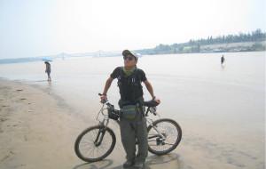 """【黄河图片】2012-7-23乐在""""骑""""中之:骑行黄河"""