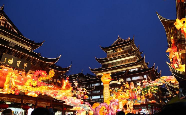 上海豫园灯会门票_【上海豫园灯会】2017豫园灯会什么时候,2017豫园灯会时间、地点 ...