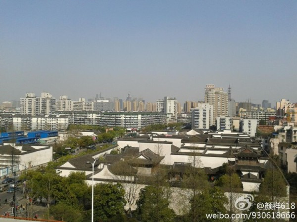 杭州六和塔公园