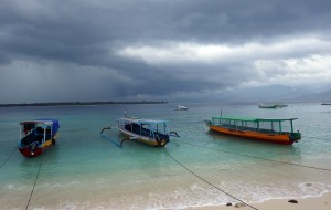 【龙目岛图片】2014年春节印尼休闲假期之_海岛天堂Gili Meno