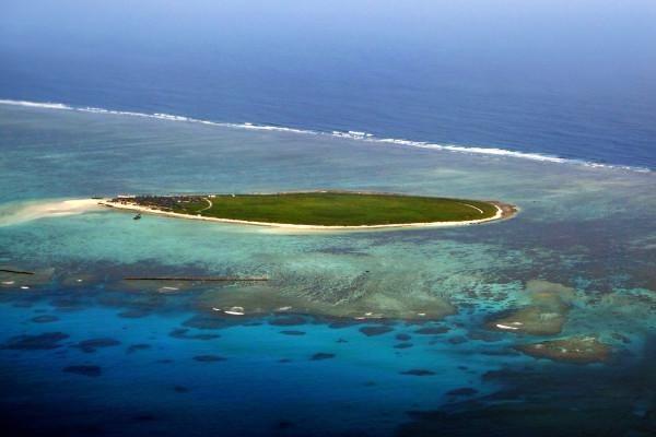 海南省旅游 西沙群岛旅游攻略 咫尺天涯的遥远,三沙市游记     浩渺的