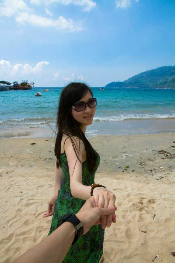 刁曼——阳光海滩,椰林树影(4/30-5/6 2014)