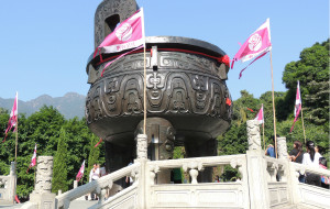 【肇庆图片】肇庆鼎湖山。悦城龙母祖庙