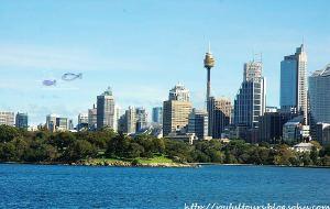 【悉尼图片】精致典雅的Manly海滩——新南威尔士州之悉尼五