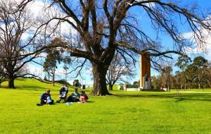 【澳大利亚图片】墨尔本杂记(四)  美丽的花园