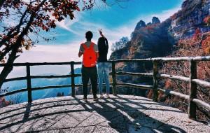 【涞源图片】我与怂逼の高海拔之旅——白石山(2014年の秋)