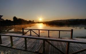 【弥勒图片】冬日  湖泉   暖行记