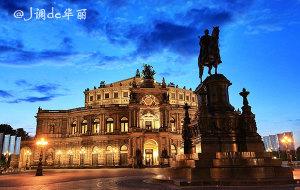 【德累斯顿图片】【德国】德累斯顿,历史在这里浅声吟唱