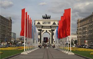 【莫斯科图片】活力四射的时尚之都--莫斯科