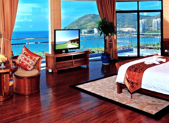 三亚荷泰海景酒店预订
