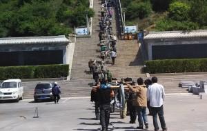 【方山图片】(接上)山西方山县的北武当山
