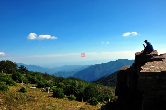 【行行色色】游历山西历山风景区之舜王坪,猕猴源