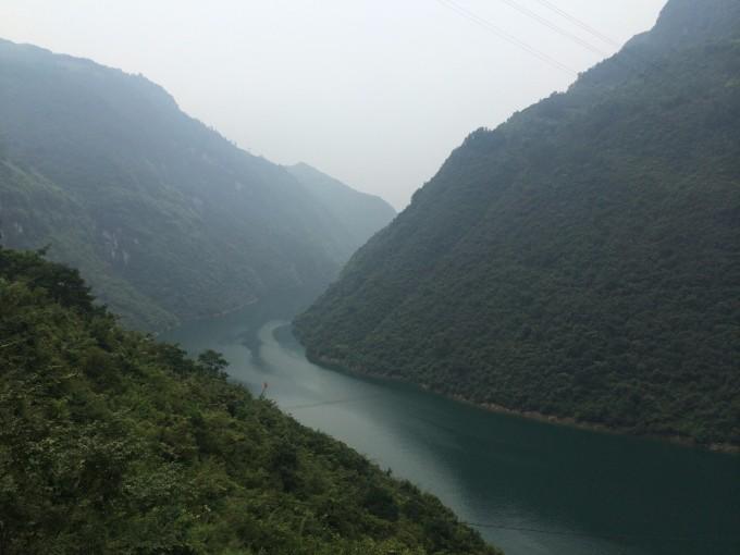 芙蓉江风景区