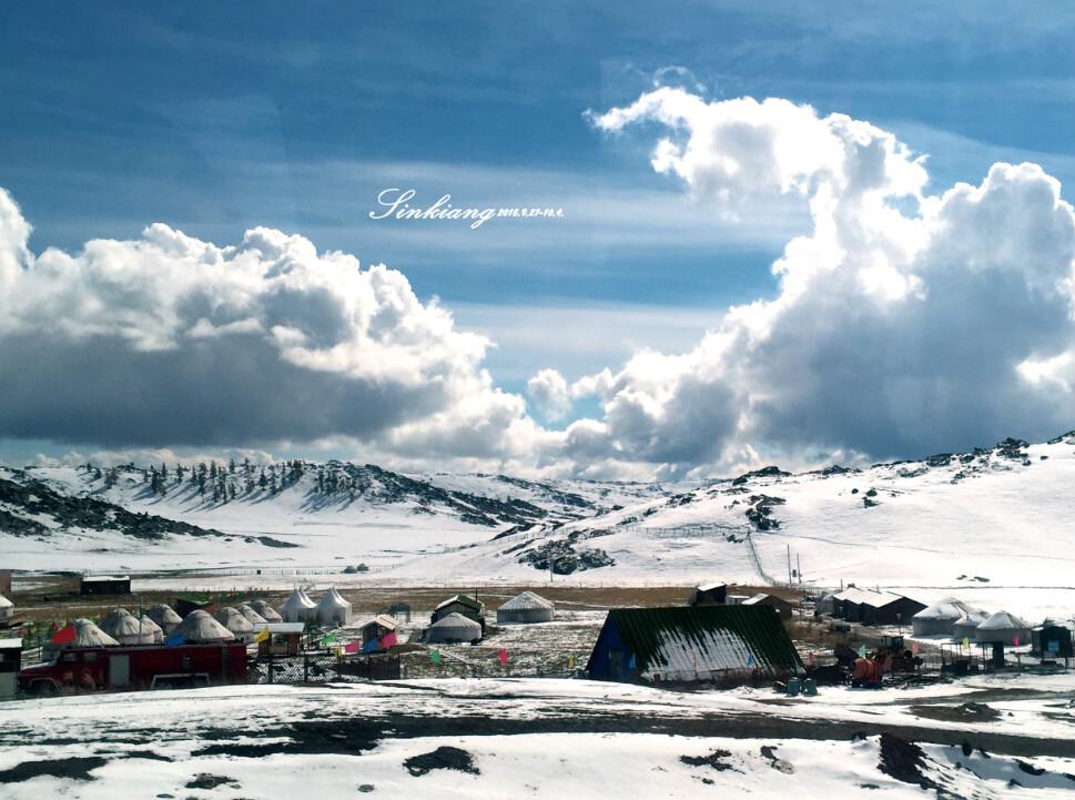 我的游记《【新疆】舍不得眨眼的风景大片,视觉享受的饕餮盛宴》