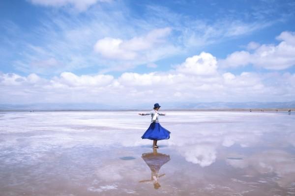 日出 敦煌/2015年6月23日至7月4日,跨足西北四省,原本是一场最没有计划...